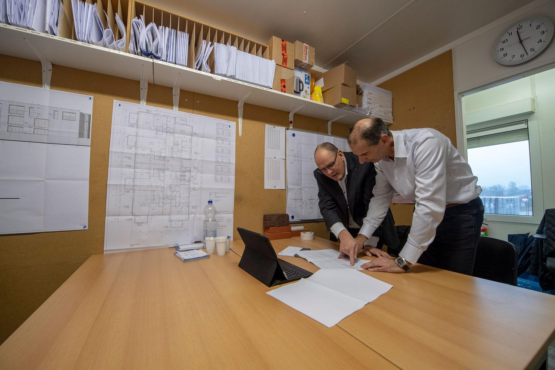 DRV Accountants en Adviseurs - BerghBouw Kantoor 1